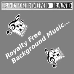 Background Band Music Banner 250